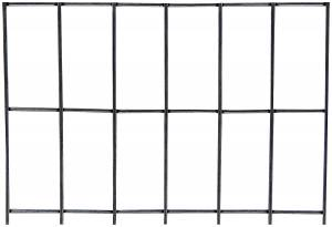 ALLSTAR PERFORMANCE #ALL22277 Steel Screen 2ft x 2ft 1in x 2in Rectangle