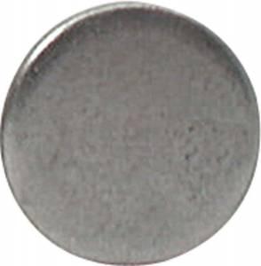 ALLSTAR PERFORMANCE #ALL22281 Steel End Caps 1-1/4in OD 10pk