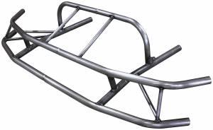 ALLSTAR PERFORMANCE #ALL22393 2pc Front Bumper Mastersbilt Gen X