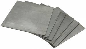 ALLSTAR PERFORMANCE #ALL22640 Floor Plates 6in x 6in 6pk