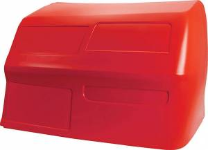 ALLSTAR PERFORMANCE #ALL23032L M/C SS MD3 Nose Red Left Side Only