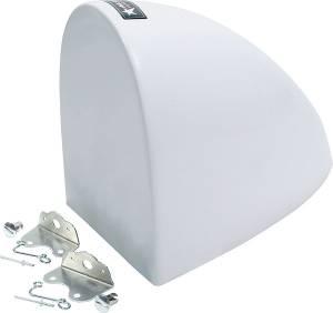 ALLSTAR PERFORMANCE #ALL23057 Aero Fuel Tank Cover White