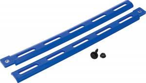 ALLSTAR PERFORMANCE #ALL23093-4 Plastic Body Brace Blue 4pk