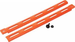 ALLSTAR PERFORMANCE #ALL23096-4 Plastic Body Brace Fluorescent Orange 4pk* Special Deal Call 1-800-603-4359 For Best Price