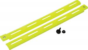 ALLSTAR PERFORMANCE #ALL23098 Plastic Body Brace Fluorescent Yellow