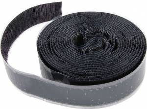 ALLSTAR PERFORMANCE #ALL23318 Adhesive Velcro 1in x 13 ft Hook