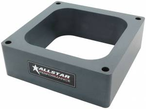 ALLSTAR PERFORMANCE #ALL25992 Carb Spacer 4500 Open 2.00in