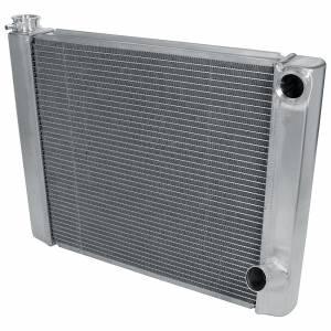 ALLSTAR PERFORMANCE #ALL30033 Dual Pass Radiator 19x24