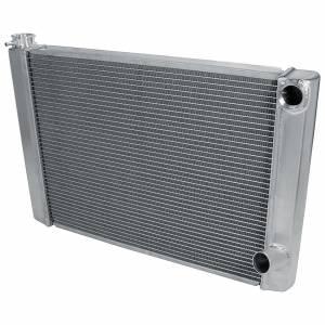 ALLSTAR PERFORMANCE #ALL30036 Dual Pass Radiator 19x28