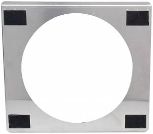 ALLSTAR PERFORMANCE #ALL30061 Aluminum Fan Shroud 18-3/4x18-3/4 Single 16