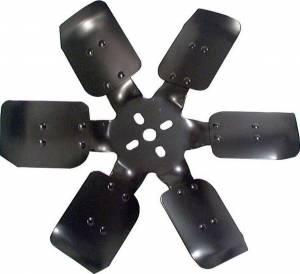 ALLSTAR PERFORMANCE #ALL30096 Aluminum Fan 15in 6 Blade