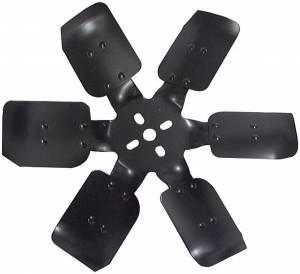 ALLSTAR PERFORMANCE #ALL30100 Steel Fan 18in 6 Blade