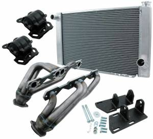 ALLSTAR PERFORMANCE #ALL38251 Conversion Kit S10 V8 TH350 2WD