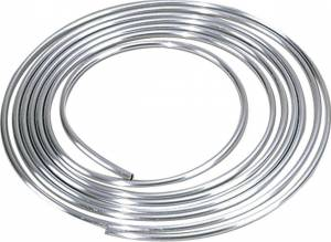 ALLSTAR PERFORMANCE #ALL40180 Fuel Line Aluminum 3/8in x 25ft