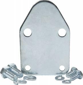 Fuel Pump Block Off Plate Steel