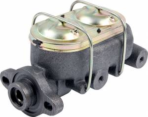 ALLSTAR PERFORMANCE #ALL41060 Master Cylinder 1in Bore 3/8in Ports Cast Iron