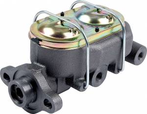 ALLSTAR PERFORMANCE #ALL41062 Master Cylinder 1in Bore 1/2in/9/16in Ports Cast