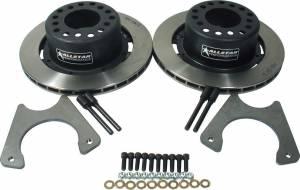 ALLSTAR PERFORMANCE #ALL42019 Rear Disc Brake Kit