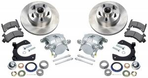 ALLSTAR PERFORMANCE #ALL42024 Disc Brake Kit Mustang II 5 on 4.5in BC