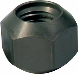 ALLSTAR PERFORMANCE #ALL44097 Lug Nuts 5/8-11 Alum HC Dbl Chamfer 10pk