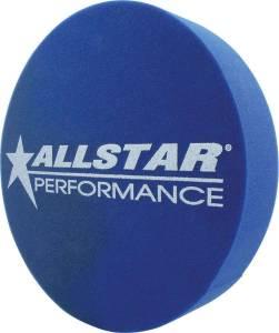 ALLSTAR PERFORMANCE #ALL44192 Foam Mud Plug Blue 3in