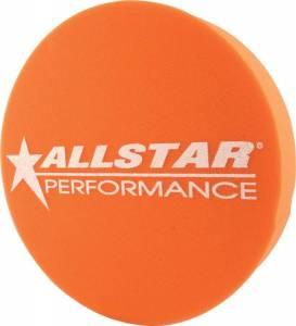 ALLSTAR PERFORMANCE #ALL44193 Foam Mud Plug Orange 3in