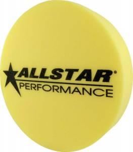 ALLSTAR PERFORMANCE #ALL44194 Foam Mud Plug Yellow 3in