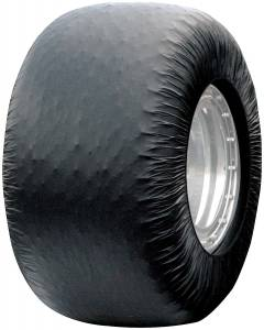 ALLSTAR PERFORMANCE #ALL44223-12 Easy Wrap Tire Covers 12pk LM92