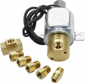 Electric Line Lock Kit with Fittings