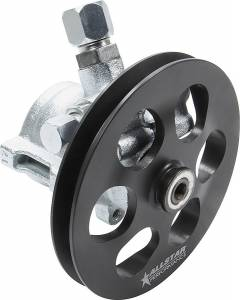 ALLSTAR PERFORMANCE #ALL48252 Power Steering Pump with 1/2in Wide Pulley