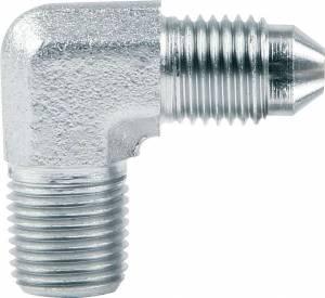 ALLSTAR PERFORMANCE #ALL50018 Adapter Fitting -3 to 1/8 NPT 90 Deg