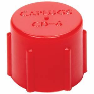ALLSTAR PERFORMANCE #ALL50803  -6 Plastic Caps 20pk