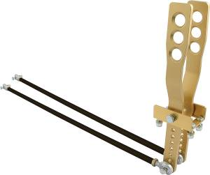 ALLSTAR PERFORMANCE #ALL54110 2 Lever Shifter Gold