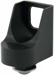 ALLSTAR PERFORMANCE #ALL54261 Throttle Cable Bracket GM Black