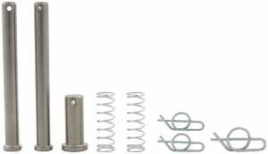 ALLSTAR PERFORMANCE #ALL55096 Pin Kit for Jacobs Ladder 1/2in Titanium