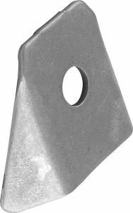 ALLSTAR PERFORMANCE #ALL60024 Body Brace Tabs Flat Mount 4pk 3/8in Hole