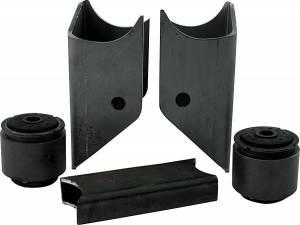 ALLSTAR PERFORMANCE #ALL60052 Trailing Arm Bracket Kit 1 Hole Stock