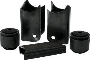 ALLSTAR PERFORMANCE #ALL60053 Trailing Arm Bracket Kit 1 Hole Lowered