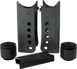 ALLSTAR PERFORMANCE #ALL60054 Trailing Arm Bracket Kit Multi-Hole