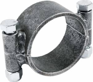 ALLSTAR PERFORMANCE #ALL60146 2 Bolt Clamp On Retainer 2in Wide