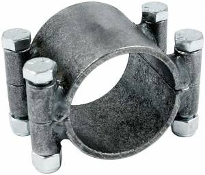 ALLSTAR PERFORMANCE #ALL60147-10 4 Bolt Clamp On Retainer 3in Wide 10pk