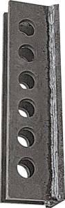 ALLSTAR PERFORMANCE #ALL60168 6 Hole Panhard Bracket w/ 3/4in Holes
