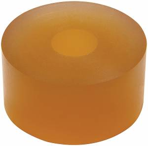 ALLSTAR PERFORMANCE #ALL64369 Bump Stop Puck 40dr Brown 1in Tall 14mm