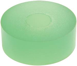 ALLSTAR PERFORMANCE #ALL64371 Bump Stop Puck 50dr Green 3/4in Tall 14mm