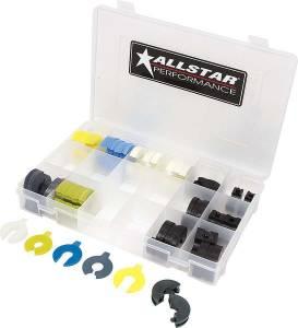 ALLSTAR PERFORMANCE #ALL64402 14mm Shock Shim Standard Kit