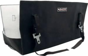 ALLSTAR PERFORMANCE #ALL69011 Engine Diaper Black Non SFI