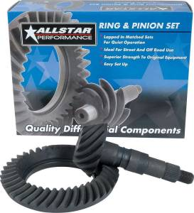 Ring & Pinion Ford 9in 6.33