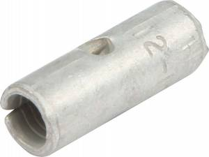 ALLSTAR PERFORMANCE #ALL76020 Butt Connector Non-Insulated 12-10 20pk