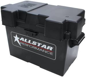 ALLSTAR PERFORMANCE #ALL76099 Battery Box Plastic