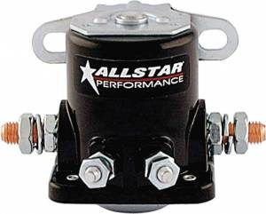 ALLSTAR PERFORMANCE #ALL76203 Starter Solenoid Black